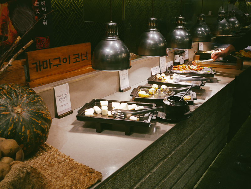 seasons table seoul buffet