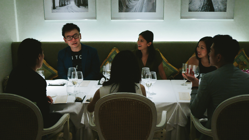 10 gaggan table