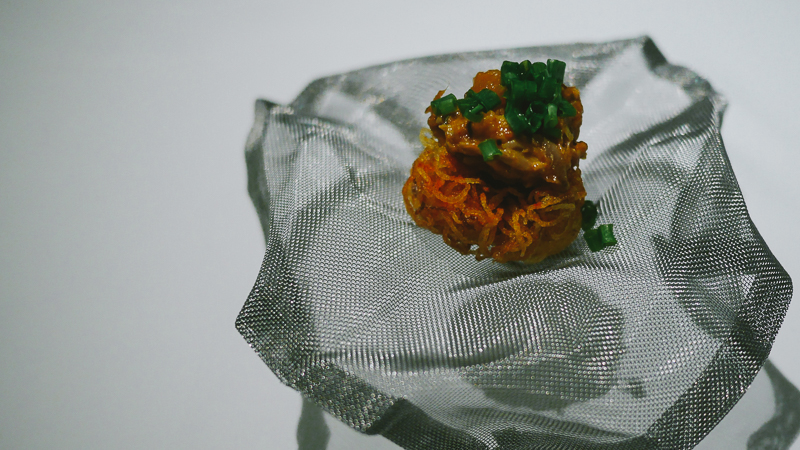 Gaggan pork vindaloo
