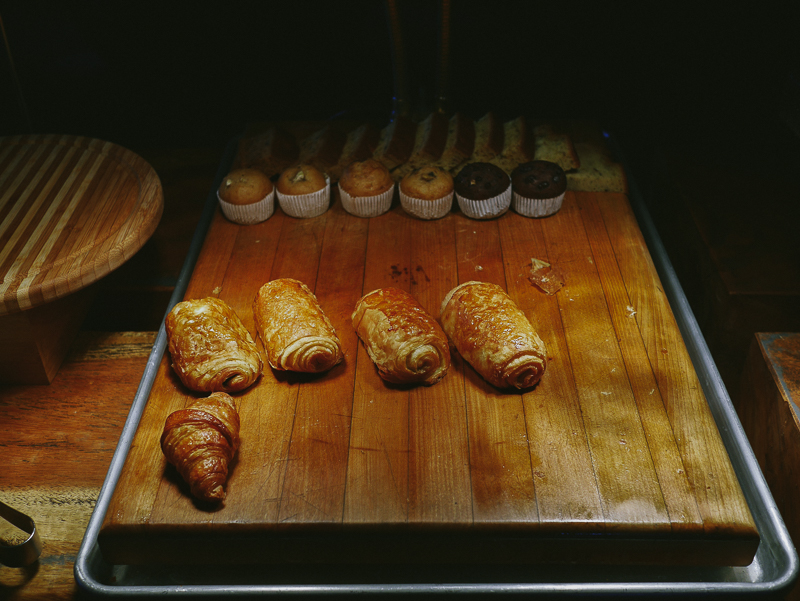 U Paasha breakfast buffet pastries